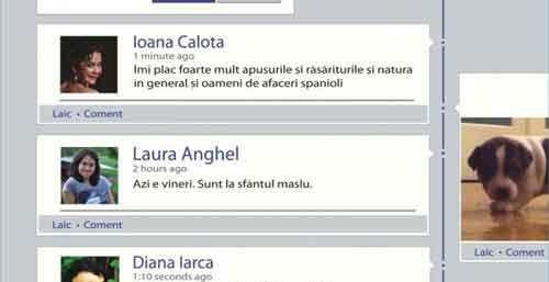 FEISBUC - Prima piesa de teatru din Romania despre facebook
