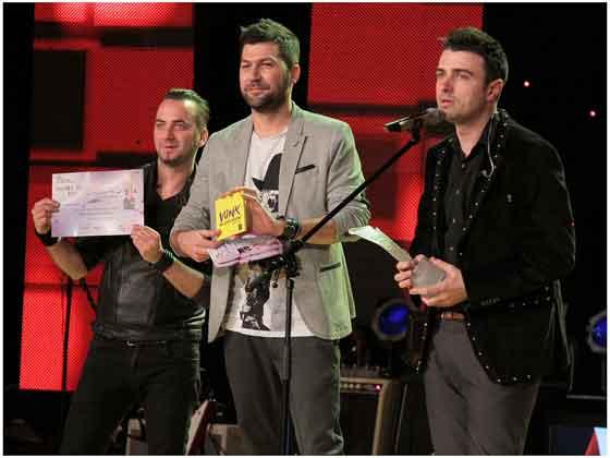 Vunk printre marii castigatori ai premiilor muzicale Radio Romania
