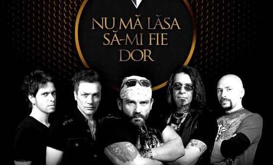 """Trupa Cargo a lansat un nou single, """"Nu ma lasa sa-mi fie dor"""""""