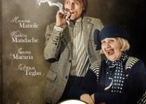 """Spectacolul """"Marea iubire a lui Sebastian"""" cu actorii Rodica Mandache, Marius Manole, Ana-Ioana Macaria si István Téglás va avea loc sambata ora 19:00 la Godot Cafe Teatru, str. Blanari, nr 14."""