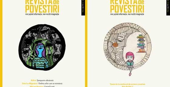 Vineri, 26 iulie, de la 19:00, pe terasa J'ai Bistrot din Bucuresti, Revista de Povestiri va asteapta pe o planeta imaginara, in care toate sunt cu susul in jos.