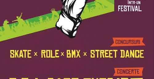 Fusion ARENA propune timp de 3 zile, in perioada 16-18 august, competitii spectaculoase de skateboarding, bmx si role in cel mai tare skatepark indoor din tara, precum si battle-uri incitante intretrupe de B-boy si Street Dance.