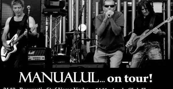 """Odata cu venirea toamnei, Partizan pornesc in turneu de promovare, intr-o noua formula si cu un nou single ,, Manualul e manual"""", primul extras de pe noul album, ce va fi lansat anul viitor."""