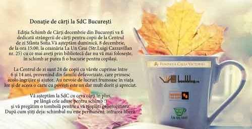 Schimb de Carti Bucuresti