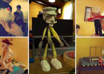 Atelier de animatie stop motion, editia 2 > 4 septembrie – 23 octombrie 2016 | Club Revdepov | indrumarea regizorului si animatorului Serghei Chiviriga