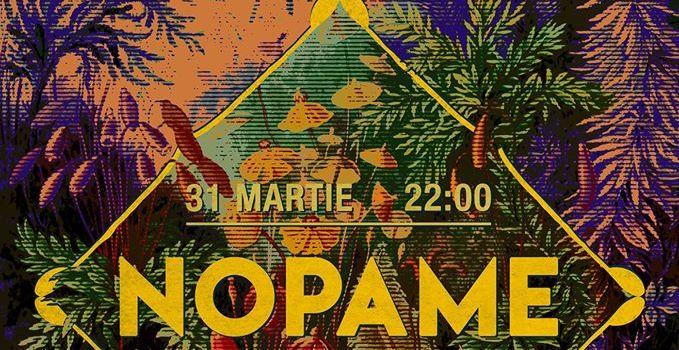 Nopame / Rammon / Grecu' @ JamStage | 31 Martie | #dupaunchiu