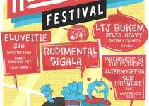 REVOLUTION Festival | 1-3 iunie | Timisoara