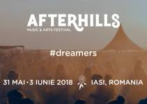 Afterhills Music & Arts Festival #dreamers