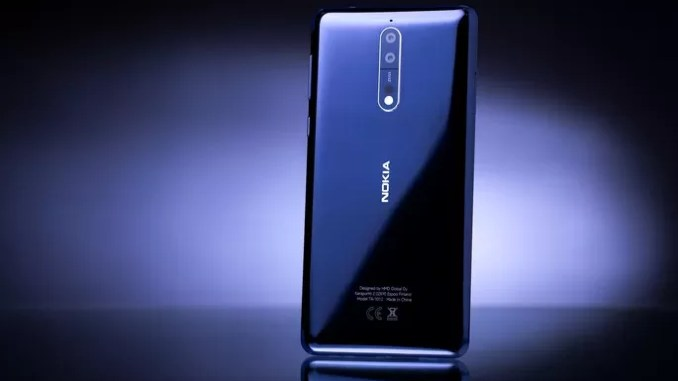 Nokia 8 The best camera phones 2018