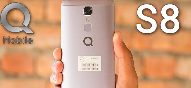 qmobile s8 review