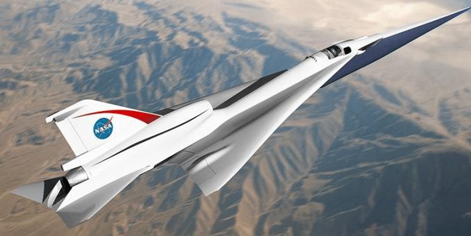 Nasa X plane