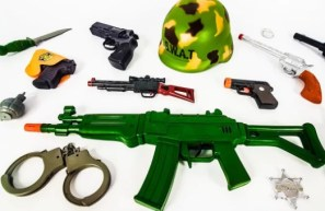 toy weapons and gadgets