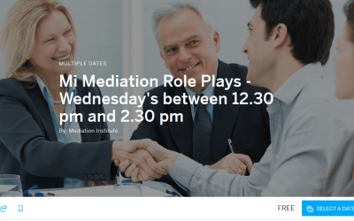Role Play Scheduler