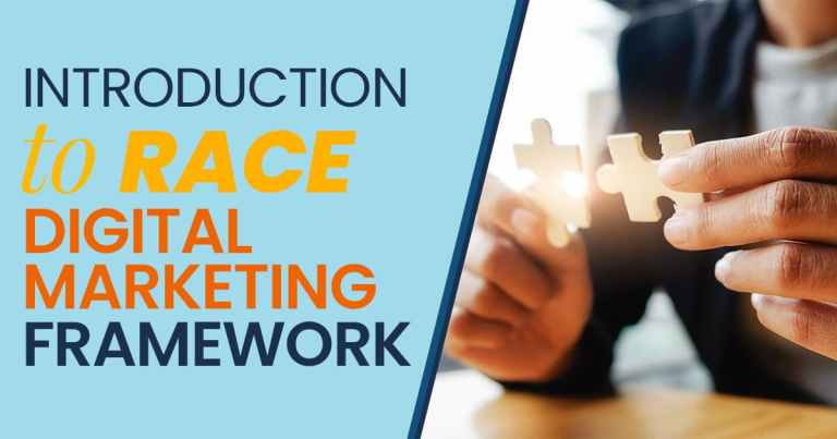 Introduction to RACE digital marketing framework