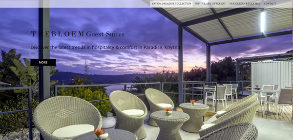Knysna Paradise Collection