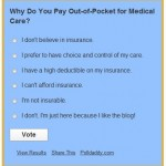pay out-of-pocket for medical care