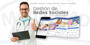 gestion de redes sociales Publicidad para Médicos facebook e instagram