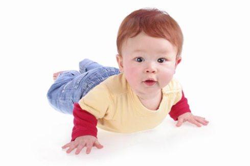Psychomotor disorders in children