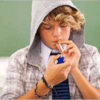 Adolescents et tabac