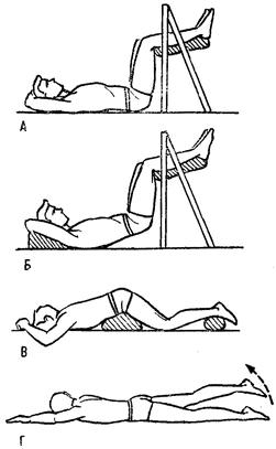 Межпозвоночный остеохондроз 2 | ЛФК