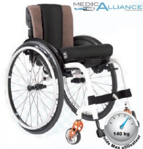 fauteuil roulant Xenon