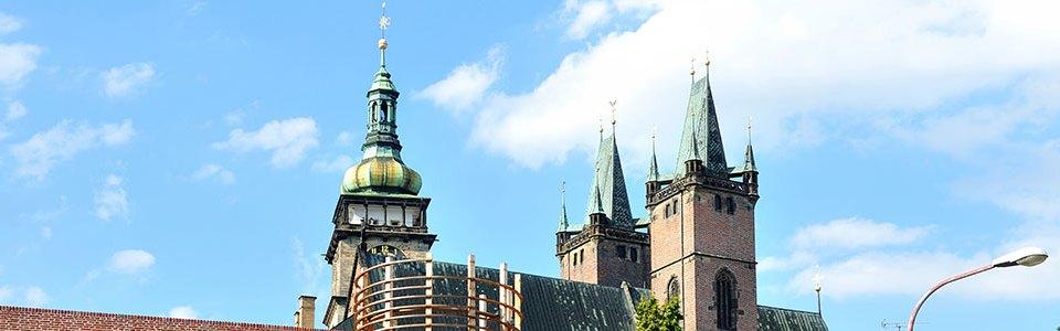 Hradec building