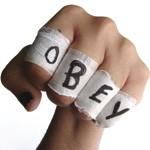obey-fist