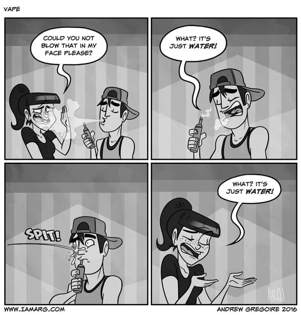 VAPE Cartoon