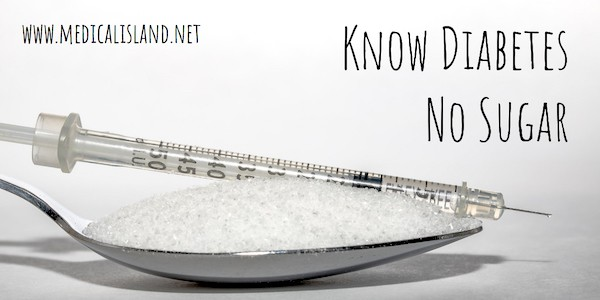 Know Diabetes No Sugar