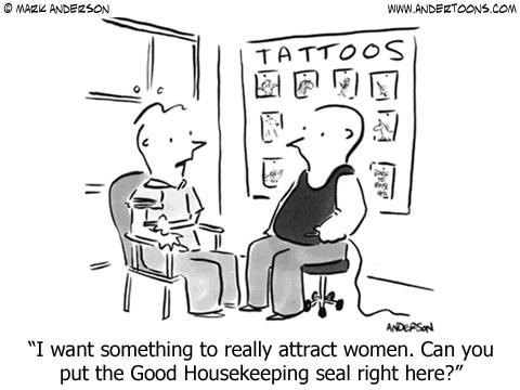 Tattoo Cartoon