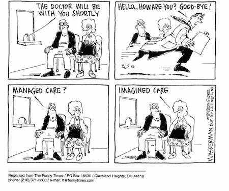 Health Aid Funny Cartoon