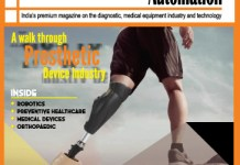 Medical Equipment & Automation Magazine November-December 2019