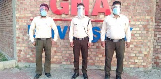 Punjab's GNA University develops face shields to fight COVID-19