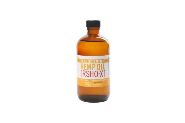THC free CBD oil products