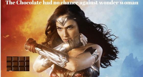 Gal Gadot Wonder Woman Diet
