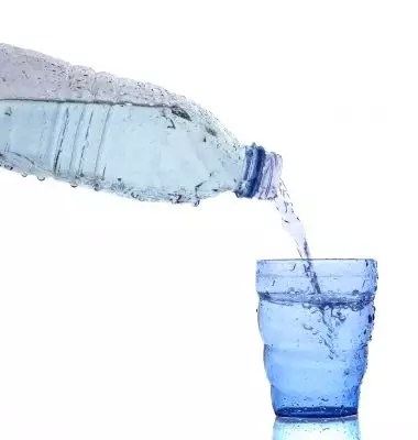 drinking water before meals