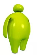Overweight Figure Image