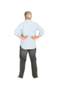 Lower Back Pain Image
