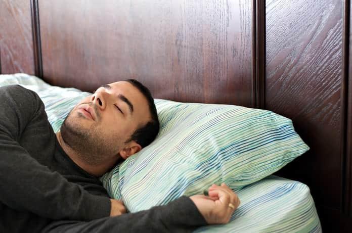 loss of REM sleep