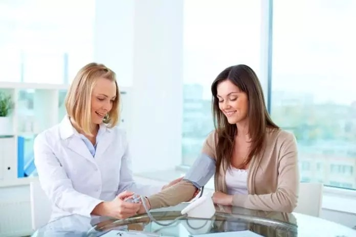 blood pressure in pregnancy