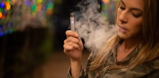 teen smoking and vaping
