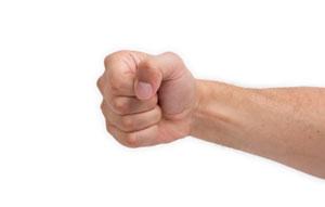 Risultati immagini per Clench your fist