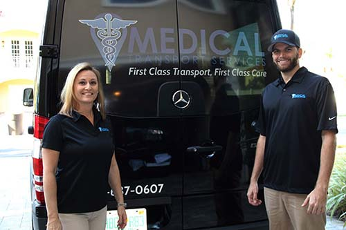 Medical Transport Drivers