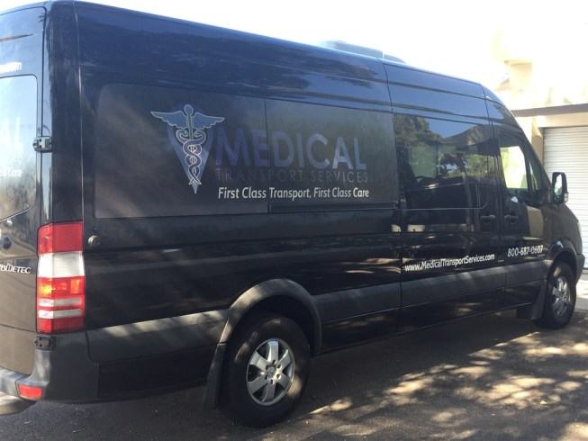 Medical Transportation Vehicle