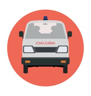 commercial ambulance