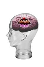 Cupcake brain.