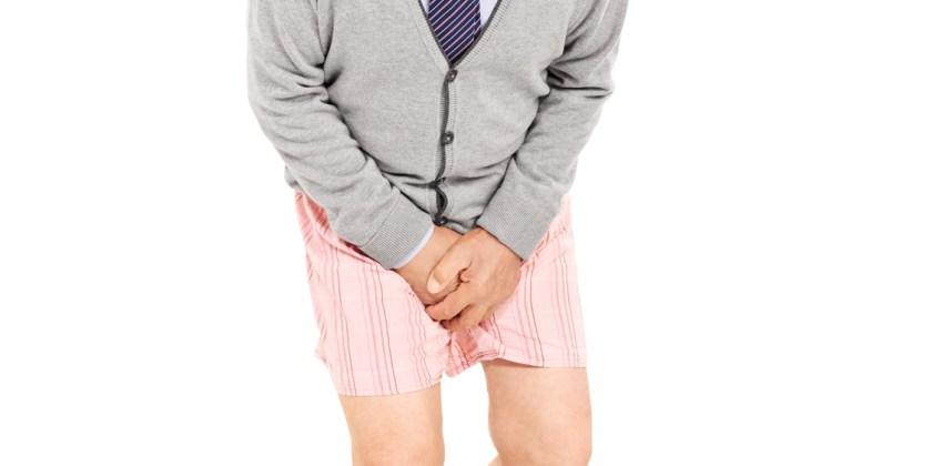 Hyperplasie de la prostate : envie fréquence de faire pipi