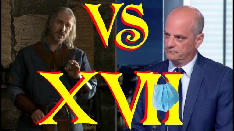 Macron VS Kaamelott #17 : le professeur
