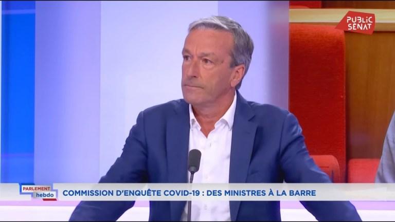 « Sur les masques, ils ne nous ont pas dit toute la vérité », déclare le député Philippe Vigier