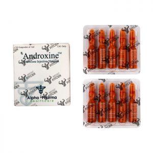 Androxine 50 mg 2019